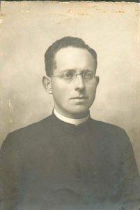 Pater Melchior Geser
