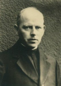 Pater Reinhold Unterberg
