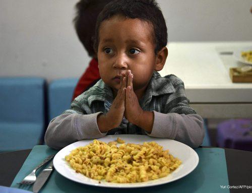 Salvatorianer helfen Kindern in Venezuela