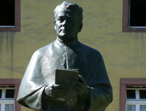 Tagesgespräch über P. Franziskus Jordan