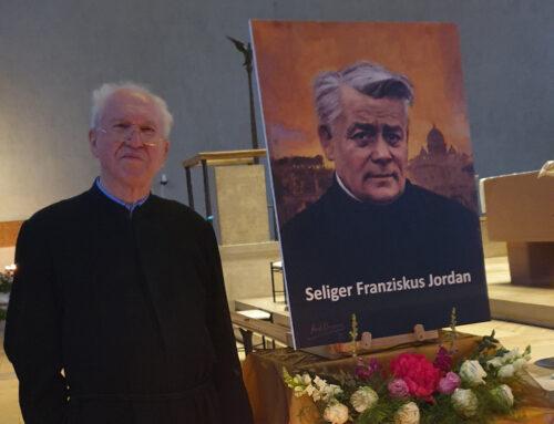 P. Leonhard Berchtold SDS feierte sein Goldenes Priesterjubiläum
